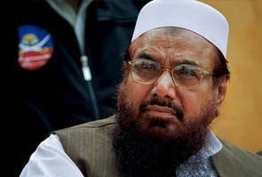 Terrorist Hafiz Saeed seen near Line of Control before attack on Indian jawans
