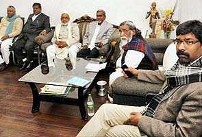 JMM-Congress alliance in Jharkhand? Party leaders may meet today