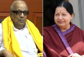 Karunanidhi dares Jayalalithaa to initiate legal proceedings against him