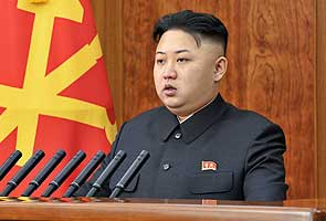 North Korean leader, in rare address, seeks end to confrontation with South