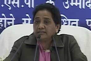 Supreme Court issues notices to Mayawati, CBI and Centre in Taj Corridor case