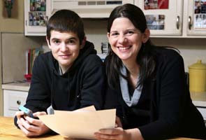 Mom's iPhone code of conduct for teen son goes viral
