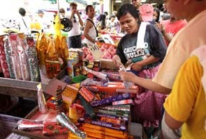Hundreds hurt in New Year's parties in Philippines