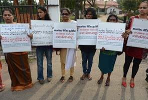 Now, Sri Lanka gang-rape sparks anger