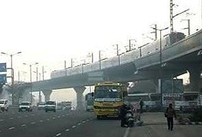 Delhi Airport Metro Express resumes service