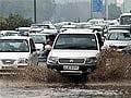 Heavy rains lash capital, traffic movement hit