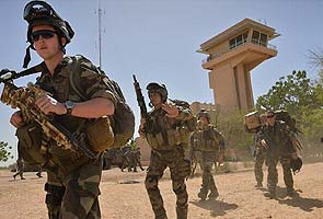 French troops enter last Islamist stronghold in Mali