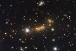 Astronomers spot biggest structure in Universe