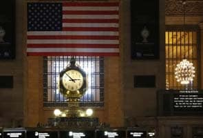Once-doomed, New York's Grand Central turns 100 as celebrated landmark