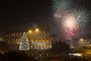 Two killed in Italian New Year celebrations