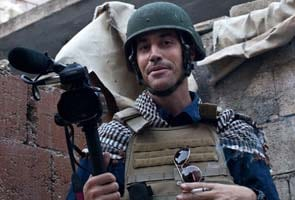 US journalist, AFP contributor, kidnapped in Syria