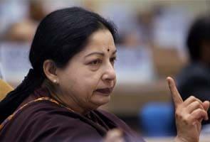 Strive for AIADMK winning all Lok Sabha seats in Tamil Nadu: Jayalalithaa