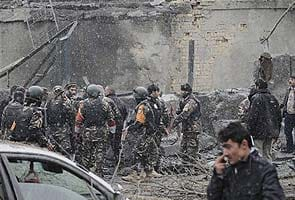 7 killed in suicide attack on Afghan spy agency; Taliban claim responsibility