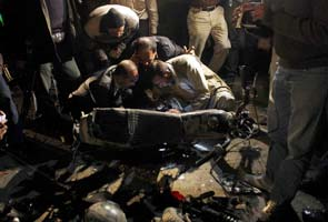 Two killed, 50 injured in blast in Karachi