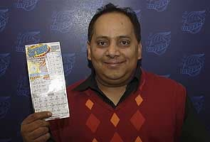 India-born lottery winner's death by poison in US