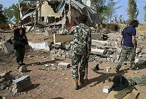 French forces capture Mali rebel stronghold