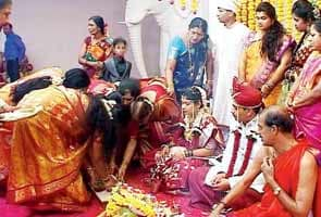 Mumbai con artist: six-year-old serial wedding crasher