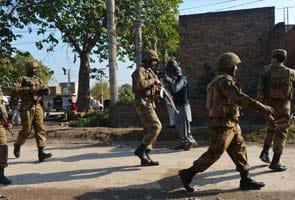 Pak military conducting 'Saffron Bandit' exercise
