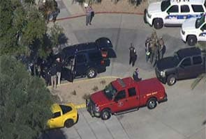 Three people shot at office complex in Phoenix