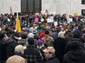 Pro-gun activists rally against stricter gun control in US