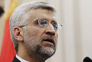 Tehran says hoping for nuclear talks 'very soon'