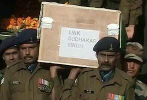 'Bharat Mata ki Jai' were the last words of Lance Naik Sudhakar Singh