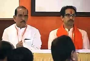 Uddhav Thackeray appointed Shiv Sena president
