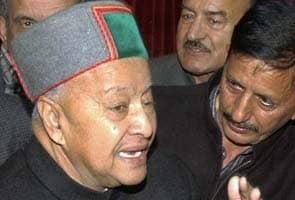 Virbhadra Singh resigns as Congress' Himachal chief