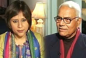 Narendra Modi for PM - Yashwant Sinha explains his stand to NDTV: Full transcript
