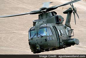 VVIP chopper scam: greedy people are working around the world, says Antony