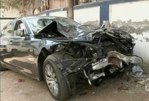 Ahmedabad BMW hit-and-run: car owner arrested, has allegedly confessed