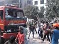 Bharat bandh shuts down banking, public transport; violence erupts in Noida