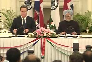 VVIP chopper deal: PM conveys India's concerns to UK, David Cameron assures cooperation