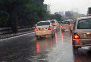 Rain expected in the evening in Delhi