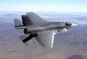 F-35 flights should resume soon: Pentagon official