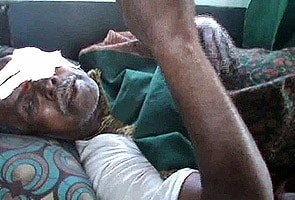 Man allegedly attacked by Trinamool workers speaks to NDTV
