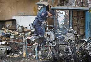 Hyderabad bomb blasts despite intel reports, says Sushma Swaraj in Parliament