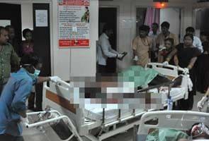 Hyderabad blasts: Intelligence had prior alerts, says Home Minister Sushil Kumar Shinde