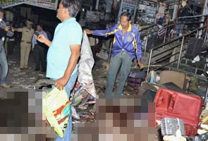 Hyderabad blasts an 'act of cowardice', says Mayor