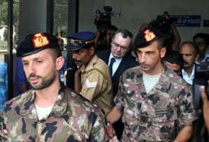 Italian marines will be able to serve jail sentence in Italy