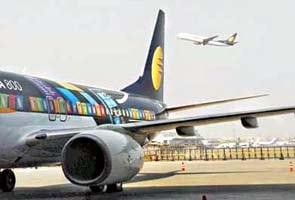 Jet flight makes emergency landing in Kolkata, passengers safe
