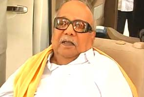 Karunanidhi lashes out at Centre on Lankan Tamils issue
