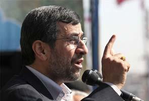 Mahmoud Ahmadinejad: I'll talk with US if pressure stops