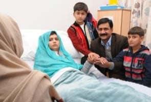 Malala Yousafzai nominated for Nobel Peace Prize