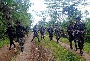 17 gunmen killed in Thailand military base attack: army