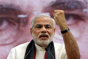 We are a nation of mouse-charmers now: Narendra Modi at SRCC