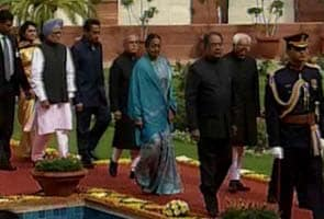 As parliament begins, PM seeks 'productive, constructive session'