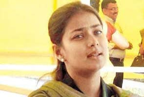 Home Minister Sushil Kumar Shinde's daughter tracks down brother-in-law's stolen vehicle