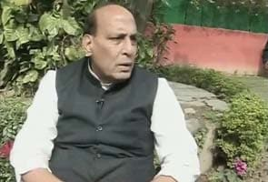 Want Parliament to function smoothly, says BJP president Rajnath Singh: highlights