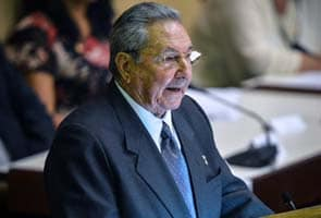 Raul Castro re-elected Cuba's president; picks 'young' new heir